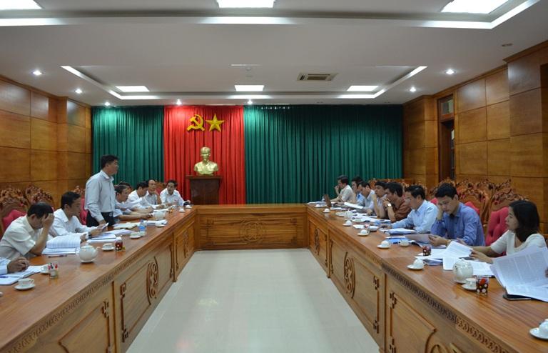 UBND tỉnh làm việc với đoàn công tác của Liên minh HTX Việt Nam.