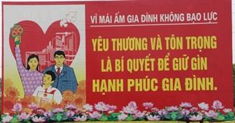 Tuyên truyền Tháng hành động Quốc gia về Phòng chống bạo lực gia đình và Ngày gia đình Việt Nam 2017