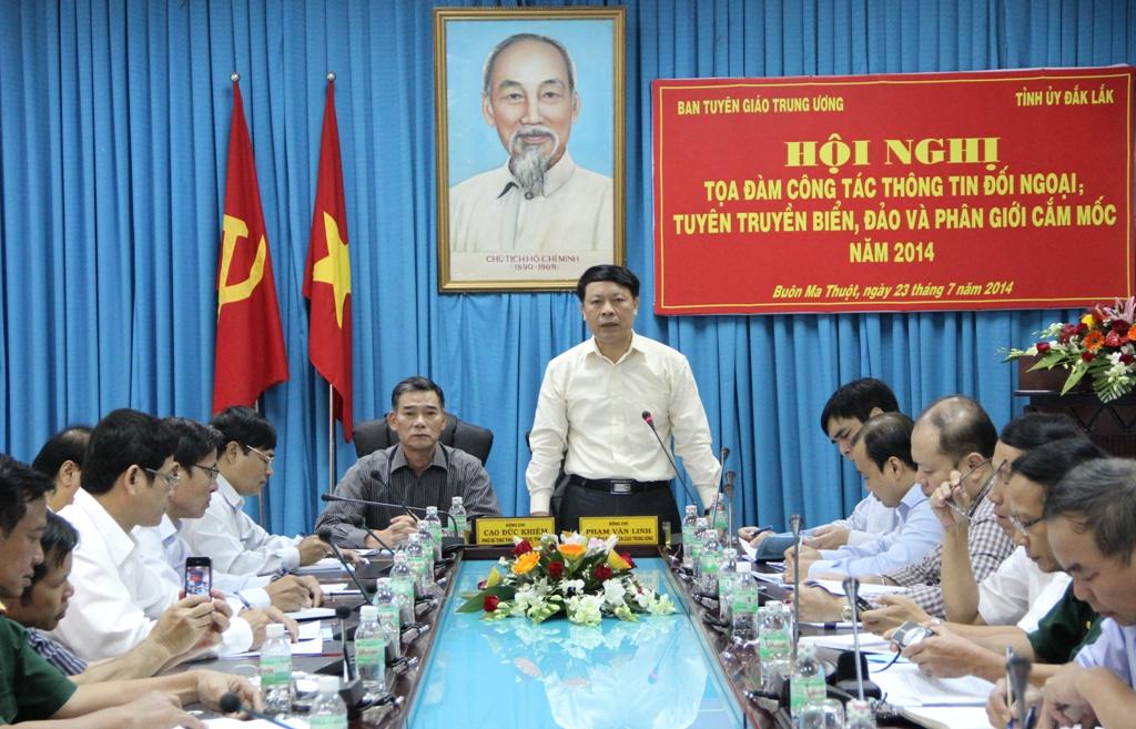 Ban hành Quy chế hoạt động của Ban Chỉ đạo và Tổ giúp việc Ban Chỉ đạo công tác thông tin đối ngoại tỉnh Đắk Lắk.