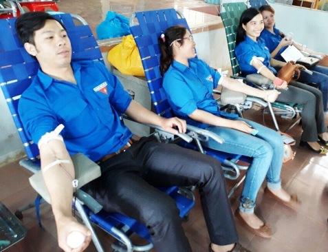 """Kế hoạch tổ chức chương trình """"Hành trình đỏ"""" và Ngày hội hiến máu tình nguyện """"Giọt hồng Tây Nguyên"""" năm 2017."""