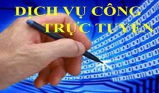 Sở Xây dựng tiếp nhận hồ sơ đăng ký thực hiện thủ tục hành chính trên Hệ thống dịch vụ hành chính công trực tuyến