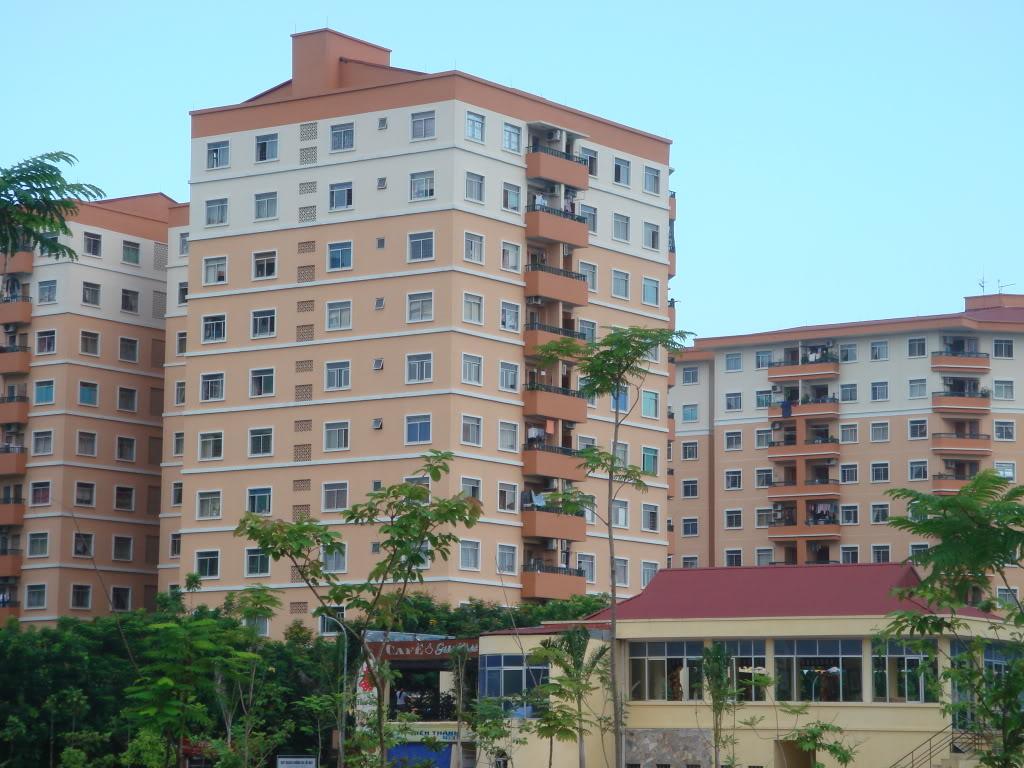 Thực hiện quy định của pháp luật về quản lý sử dụng nhà chung cư.