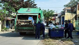 Công tác quản lý vận hành dịch vụ công ích đô thị năm 2017 trên địa bàn thành phố Buôn Ma Thuột.