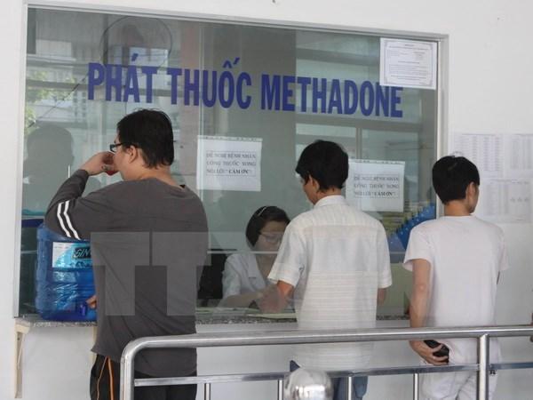 Thực hiện điều trị nghiện chất dạng thuốc phiện bằng thuốc Methadone