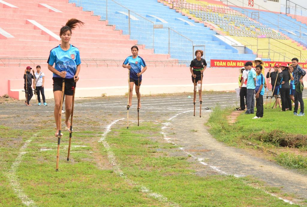 Đắk Lắk đăng cai tổ chức Hội thi thể thao các dân tộc thiểu số toàn quốc lần thứ X, khu vực II, năm 2017.