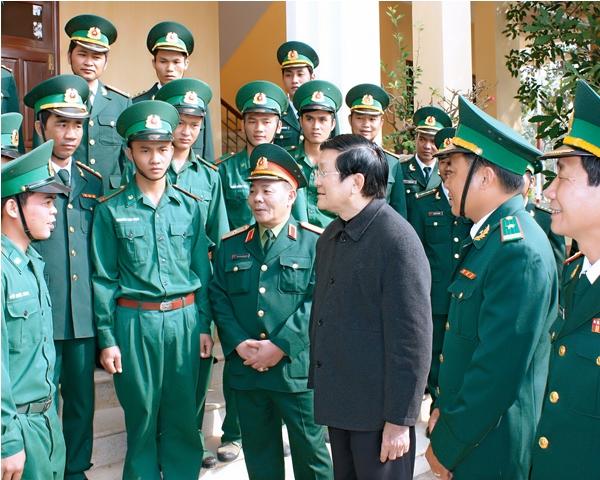 Bộ đội Biên phòng Đắk Lắk 42 năm chiến đấu, xây dựng và trưởng thành