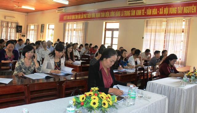 Tổ chức sơ kết 5 năm thực hiện Nghị định số 56/2012/NĐ-CP