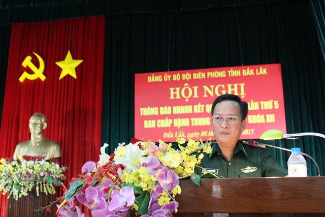Thông báo nhanh kết quả Hội nghị lần thứ 5, Ban Chấp hành Trung ương Đảng khóa XII