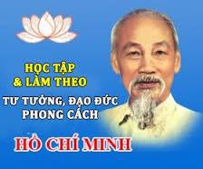 Hướng dẫn sinh hoạt Chuyên đề năm 2017 học tập và làm theo tư tưởng, đạo đức, phong cách Hồ Chí Minh
