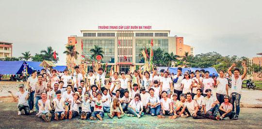 Thành lập Phân hiệu Trường Đại học Luật Hà Nội tại tỉnh Đắk Lắk.