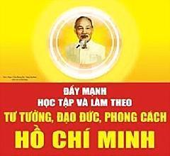 Triển khai thực hiện Kế hoạch số 31-KH/TU ngày 03/5/2017 của Ban Thường vụ Tỉnh ủy về học tập và làm theo tư tưởng, đạo đức, phong cách Hồ Chí Minh