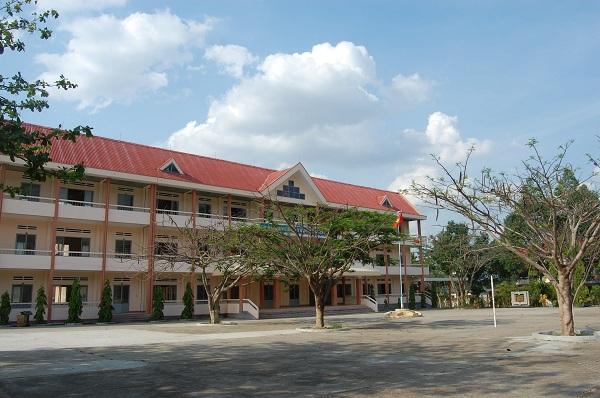 Phê duyệt thiết kế bản vẽ thi công – dự toán Công trình Trường THPT Krông Bông