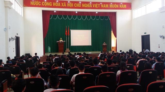 Trường Trung cấp Luật Buôn Ma Thuột tổ chức Hội nghị phát động phong trào toàn dân bảo vệ an ninh Tổ quốc năm 2017