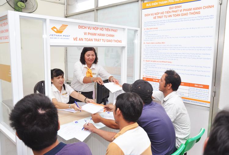 Áp dụng tạm thời giá cước, chất lượng dịch vụ bưu chính phục vụ cơ quan Đảng, Nhà nước