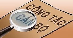 Thực hiện chỉ đạo của Thủ tướng Chính phủ về tăng cường tổ chức thanh tra, kiểm tra về công tác cán bộ
