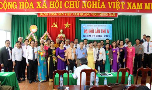 Phê duyệt Điều lệ Hội Khuyến học thành phố Buôn Ma Thuột khóa IV, nhiệm kỳ 2016 – 2021.