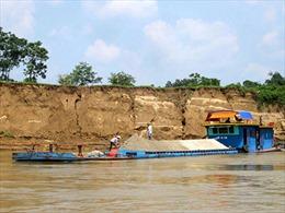 Sử dụng vốn dự phòng dự án Kè chống sạt lở bờ sông Sêrêpốk