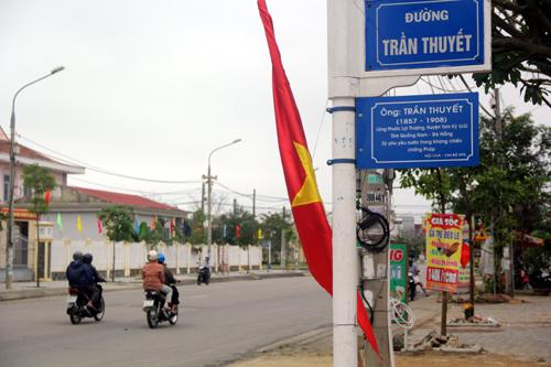 Đặt tên đường một số tuyến đường trên địa bàn thị trấn Krông Năng