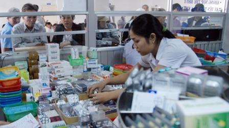 Công tác đấu thầu thuốc của các cơ sở y tế công lập năm 2018.