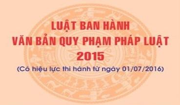 Triển khai Công văn số 5504/VPCP- PL ngày 29/5/2017 của Văn phòng Chính phủ
