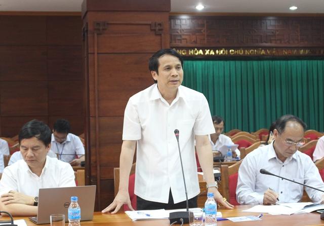 Bộ Giáo dục và Đào tạo kiểm tra công tác chuẩn bị Kỳ thi THPT Quốc gia năm 2017 tại Đắk Lắk.