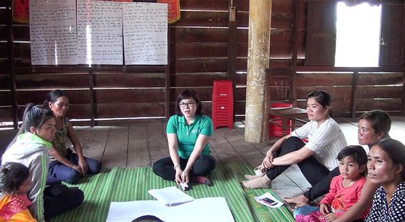 Thông báo kết luận của Chủ tịch UBND tỉnh Phạm Ngọc Nghị tại cuộc họp nghe báo cáo tiến độ giải ngân và các khó khăn trong quá trình thực hiện dự án giảm nghèo khu vực Tây Nguyên tỉnh Đắk Lắk.