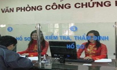 Thu hồi Quyết định cho phép thành lập Văn phòng công chứng Phước Thịnh