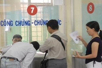 Thu hồi Quyết định cho phép thành lập Văn phòng công chứng Ea H'leo