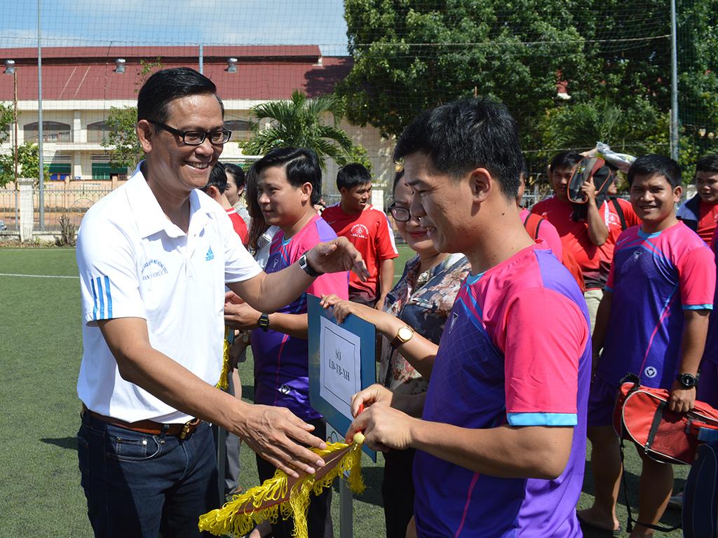 Hơn 100 vận động viên tham gia Hội thao Báo Đắk Lắk mở rộng lần thứ IV