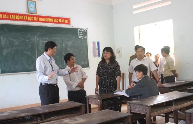Triển khai Công điện của Bộ trưởng Bộ Giáo dục và Đào tạo