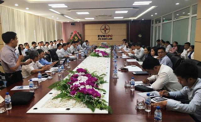 Các đơn vị Agribank trên địa bàn tỉnh Đắk Lắk dẫn đầu các chỉ tiêu về thanh toán tiền điện qua hệ thống Ngân hàng.