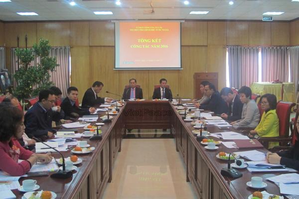Báo cáo công tác phi chính phủ nước ngoài 6 tháng đầu năm 2017