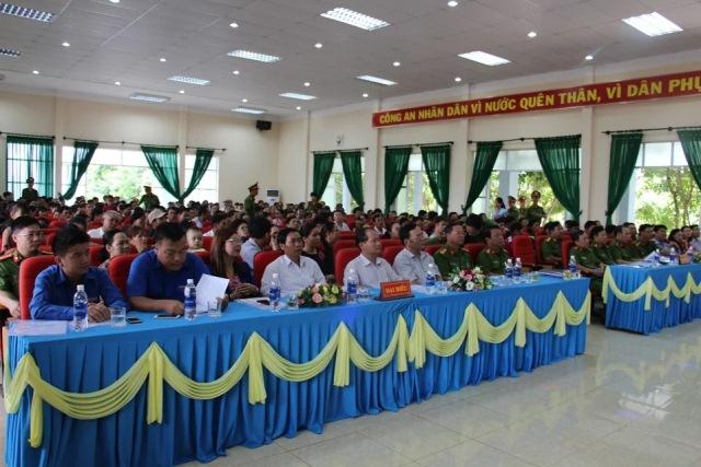 """Trại giam Đắc Trung tổ chức Hội nghị """"Gia đình phạm nhân"""""""