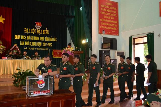 Ngày hội của tuổi trẻ Bộ đội Biên phòng tỉnh Đắk Lắk
