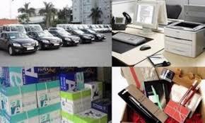 Thực hiện nghiêm túc việc mua sắm tài sản nhà nước theo phương thức tập trung.