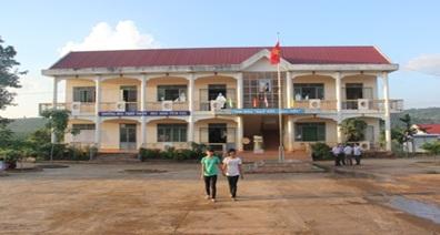Đổi tên Trường Phổ thông dân tộc nội trú huyện Krông Búk thành Trường Phổ thông dân tộc nội trú Trung học cơ sở huyện Krông Búk