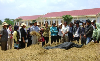 Thành lập Trung tâm Giáo dục nghề nghiệp – Giáo dục thường xuyên huyện Krông Ana