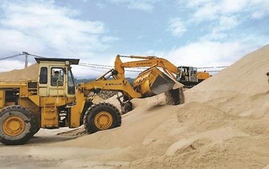Tình hình cung cầu sử dụng cát xây dựng và các giải pháp tăng cường sản xuất, sử dụng vật liệu thay thế cát tự nhiên