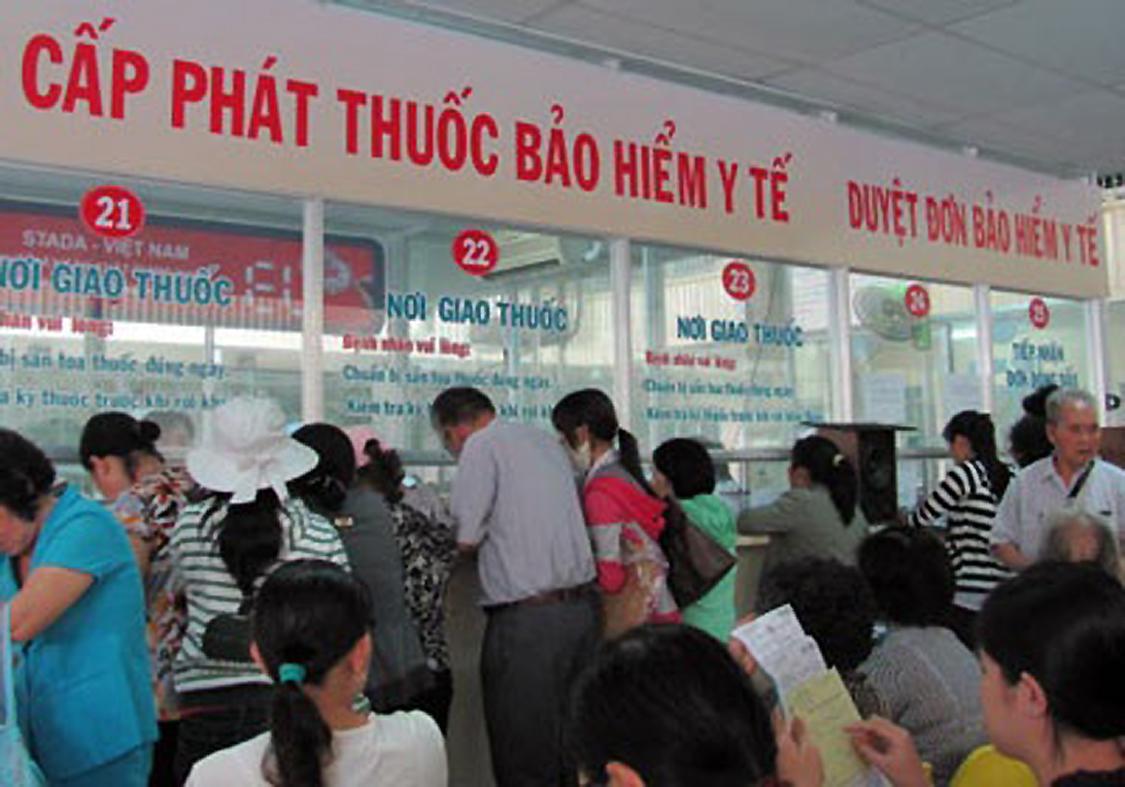 Thông báo về giá thuốc trúng thầu trung bình do Bảo hiểm xã hội Việt Nam công bố