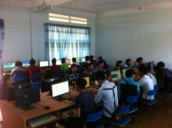 Phê duyệt Đề án thành lập Trung tâm Giáo dục nghề nghiệp – Giáo dục thường xuyên huyện Krông Năng