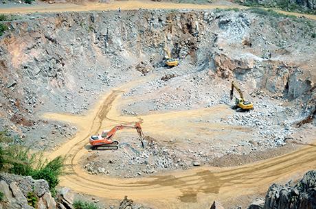 Triển khai Công văn số 2022/ĐCKS-KSMB ngày 03/7/2017 của Tổng Cục Địa chất & Khoáng sản Việt Nam