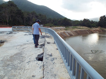 Lập phương án bổ sung nguồn nước cho Hồ chứa nước Vụ Bổn và Hồ chứa nước Suối 2.