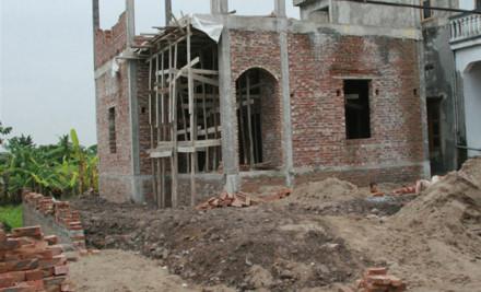 Tăng cường kiểm tra, xử lý nghiêm các trường hợp xây dựng trái phép trên đất nông nghiệp
