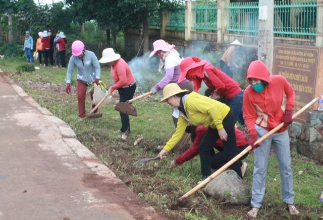 Kế hoạch triển khai thực hiện giải pháp về bảo vệ môi trường