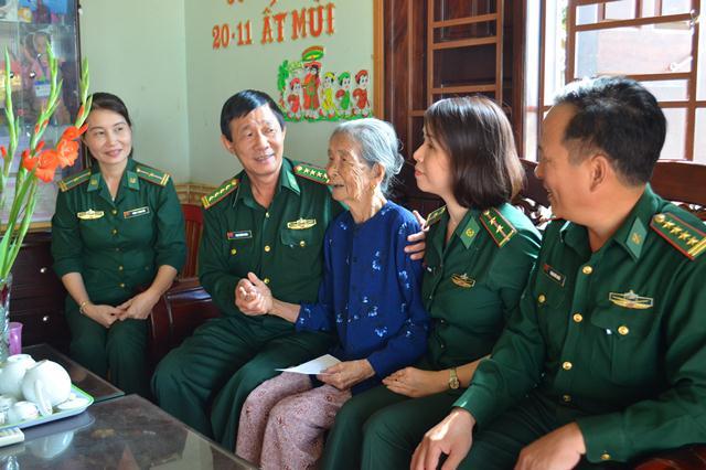 Hiệu quả từ công tác chính sách của Bộ đội Biên phòng tỉnh Đắk Lắk