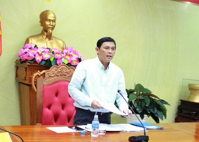 Ban Chỉ đạo phát triển du lịch tỉnh triển khai nhiệm vụ 06 tháng cuối năm 2017