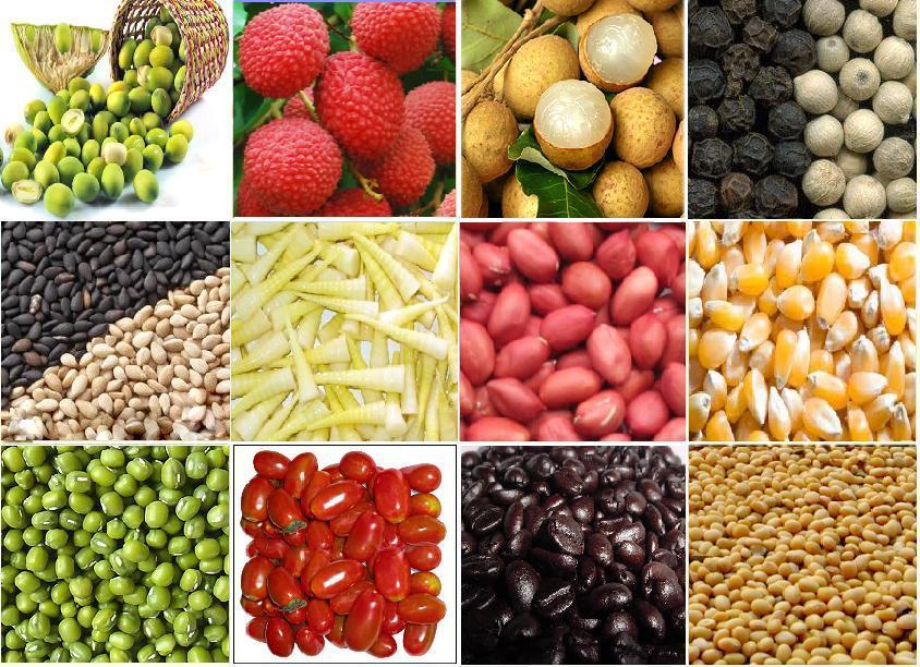 Phối hợp trao đổi, cung cấp thông tin thị trường nông sản.