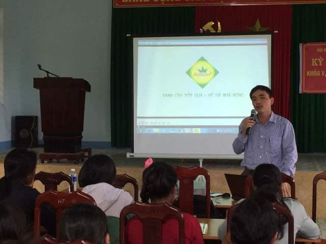 Huyện Lắk tổ chức Lớp tập huấn chuyển giao khoa học kỹ thuật năm 2017