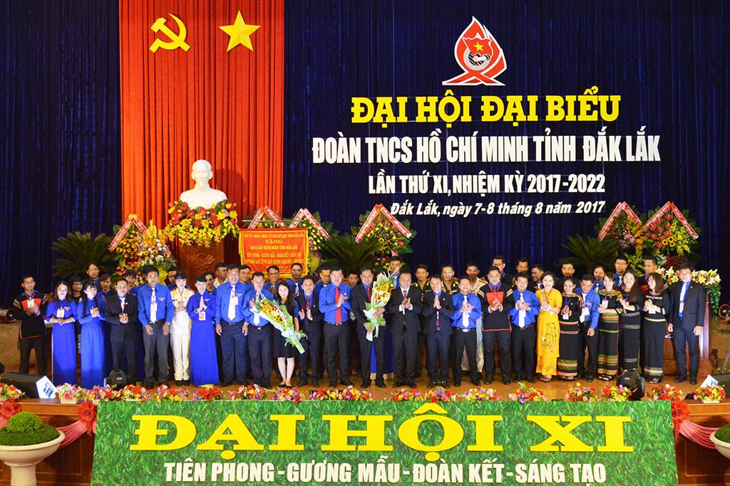 Đồng chí Y Nhuân Byă tiếp tục được tín nhiệm giữ chức vụ Bí thư Đoàn TNCS Hồ Chí Minh tỉnh Đắk Lắk khóa XI.