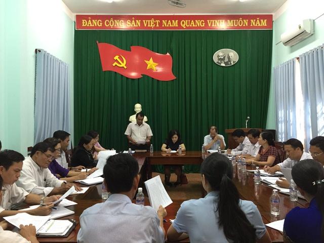 Huyện CưM'gar: Hội thảo bàn về thực trạng và đề xuất về giải pháp can thiệp giảm thiểu tình trạng tự tử trong ĐBDTTS